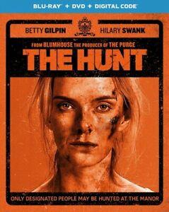 The Hunt (Blu-ray, 2020) Like New ** Free Shipping**