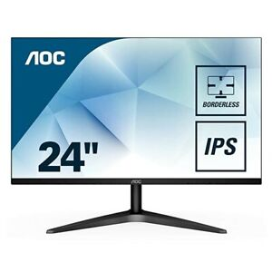 "AOC 24B1XHS 23.8"" 1920x1080 Full HD LED 7ms VGA/HDMI Display Monitor"