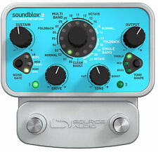 Source Audio Soundblox sa-220 2 Multiwave distortion