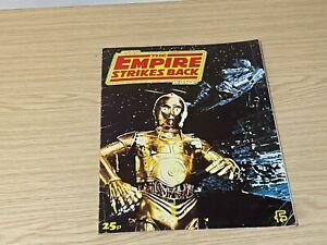 Complete FKS Star Wars Empire Strikes Back Sticker Album