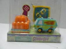 "NIB SCOOBY DOO MINI REMOTE CONTROL "" THE MYSTERY MACHINE "" from PLANET TOYS"
