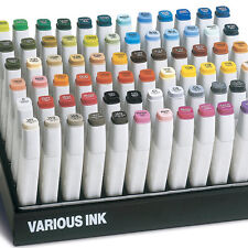 Copic Refill Various ink set: Your choice of 10 colour inks