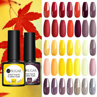 UR SUGAR 7.5ml Autumn Series UV Gel Polish Soak Off Colorful Nail Gel Varnishes