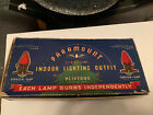 Vintage Paramount Indoor Multicolor Lighting Outfit For Christmas Tree Used