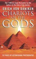 Chariots of the Gods by Erich von Däniken (1984, Paperback) Book