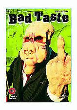 Bad Taste (DVD, 2005) New Sealed