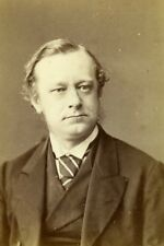 United Kingdom London Historian John Robert Seeley CDV Photo Elliott & Fry 1865