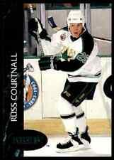 1992-93 Parkhurst Emerald Ice  Russ Courtnall #78