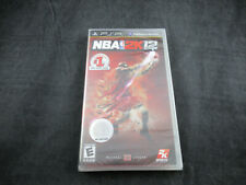NBA 2K12 (Sony PSP, 2011) *Factory Sealed*