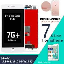 White LCD Replacement Screen 3D Touch Digitizer Asembly for iPhone 7 Plus TOOLS