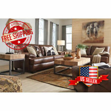 Ashley Furniture Leather Contemporary Sofas, Loveseats & Chaises for ...