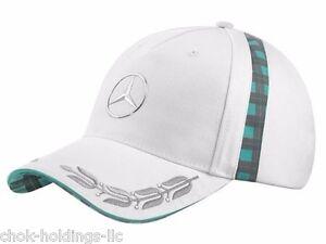 Genuine Mercedes Benz Cap Hat for Women's, Heritage. B67995245