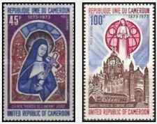 Timbres Religion Cameroun PA210/1 * lot 29612