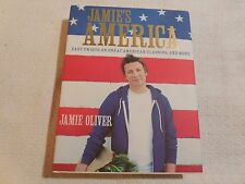 Jamie's America, by Jamie Oliver, 2010, 1st/1st, - Easy Twists on Great American