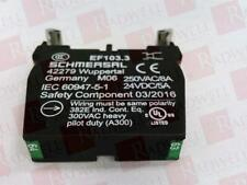 SCHMERSAL EF103.3 / EF1033 (NEW NO BOX)