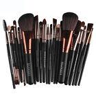 22PCS Professional Make Up Brush Set Foundation Eye Shadow Makeup Brushes Tool x