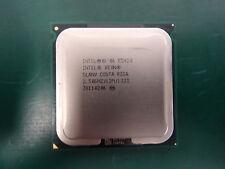 4 x Processeur Intel Xeon SLANV E5420 12 M Cache, 2.50 GHz, 1333 MHz FSB