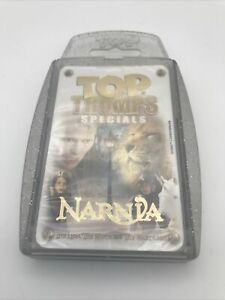 Top Trumps Playing Cards Narnia 2005 Cards New Sealed