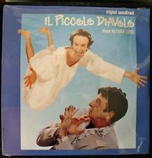 Evan Lurie IL PICCOLO DIAVOLO Colonna sonora film Benigni vinile sigillato