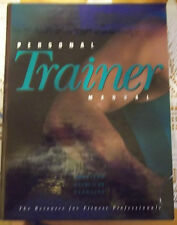 Ace Personal Trainer Manual : The Resource for Fitness Professionals (1997,...