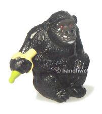 AAA 96642EAT Baby Gorilla Eating Wild Animal Toy Model Figurine Replica - NIP