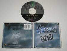 SAXON/A COLLECTION OF MÉTAL (EMI 8 53590 2 6) CD ALBUM