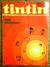 Journal de Tintin 1182 - 6/71 Dossier Auto Stop