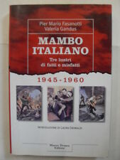 FASANOTTI GANDUS MAMBO ITALIANO MARCO TROPEA EDITORE