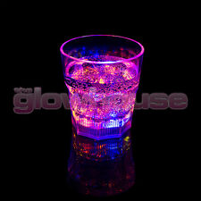 Light Up whiskey Glass Flashing Tumbler LED Drink Party