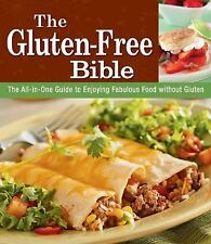 The Gluten-Free Bible, Editors of Favorite Brand Name Recipes, Good Condition, B