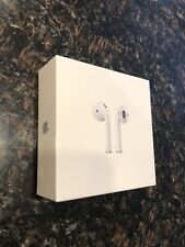 Apple AirPods 2nd Generation with Wireless Charging Case - White (MRXJ2AM/A) NEW
