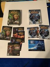 World of Warcraft: The Burning Crusade/ Wrath Of The Lich King Expansion Sets