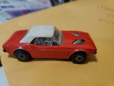 1975 Matchbox #01 Dodge Challenger