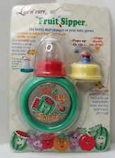 """Luv n Care Baby Bottle Transitions to Sipper Cup 1995 """"I'm A little Squirt"""""""