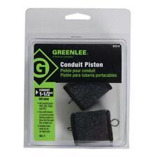 "Greenlee 612-2 Conduit Piston, 1-1/2"" (2 Pack)"