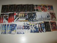 Huge Lot of (50) Doug Gilmour Hockey Cards Maple Leafs