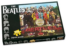 The Beatles Sergeant Pepper S Lonely Hearts Club Band Jigsaw Puzzle