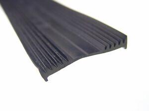 Gummi Auflagedichtung, Glasauflagegummi Verlegegummi, 50 mm Auflagenbreite
