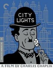 Criterion Collection City Lights REGIO (0) - Blu Ray