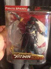 PIRATE SPAWN - Spawn - Spawn Classics series 34 ACTION FIGURE