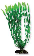 AquaManta Plastique Plante 30 cm vert Vallisneria