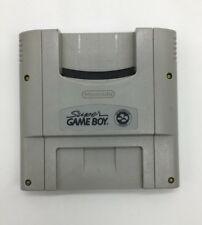 Super Game Boy Gameboy player for Super Nintendo Super Famicom Works on US SNES