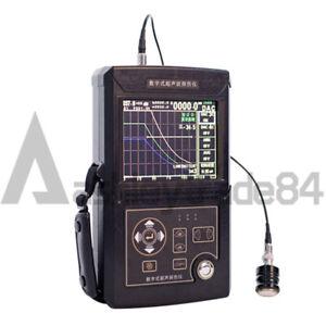 Leeb500 Ultrasonic flaw detector metal nondestructive weld flaw detector