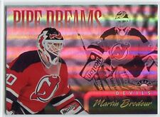 1997-98 Leaf Pipe Dreams 6 Martin Brodeur 1536/2500