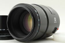 【NEAR MINT】MINOLTA AF MACRO 100mm F/2.8 for Sony Minolta from Japan #84