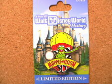 Muppets Disney Pin - Muppet Vision 3D - A Piece of Disney History LE 1500