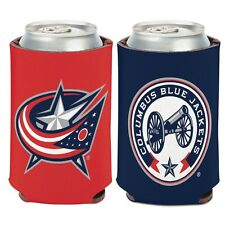 COLUMBUS BLUE JACKETS CANON LOGO KADDY KOOZIE CAN HOLDER BRAND NEW WINCRAFT