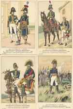 Cdt BUCQUOY - UNIFORMES 1er EMPIRE - Série 61 - Les Généraux uniformes réglement