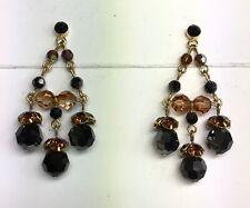 New Fashionable Chandelier Stone Earrings