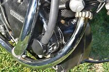 Vincent Engine Breather. Vincent Motorcycle Elephant Trunk Breather Kit
